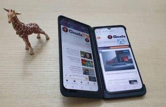 מתקפל אחרת: התרשמות ראשונית מ- LG G8x ThinQ