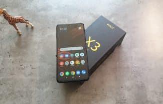 ג׳ירפה פותחת: התרשמות ראשונית ופתיחת קופסה של Xiaomi POCO X3 nfc