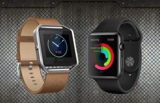 אפל ו-Fitbit ממשיכות לשלוט בשוק המחשוב הלביש