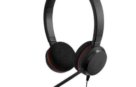דיל מקומי עם משלוח עד הבית: אוזניות Jabra עם מיקרופון לניהול שיחות וידאו