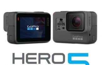 """אמזון ארה""""ב: מצלמת אקסטרים GoPro Hero5 Black במחיר הנמוך אי פעם!"""