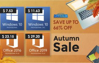דיל שחבל לפספס: רכשו Windows 10 Pro ב- 7.53 דולרים ושדרגו חינם ל- Windows 11 Pro
