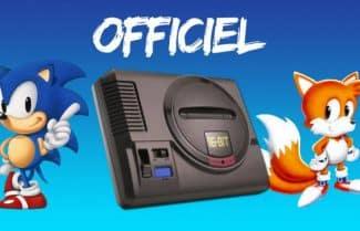 נוסטלגיה, בקטנה: Sega מכריזה על ה-Mega Drive Mini