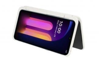 חברת LGהכריזה על LG V60 ThinQ