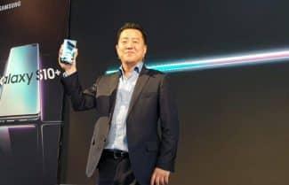 סמסונג משיקה בישראל את סדרת Galaxy S10 ומוצרים לבישים