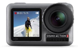 חברת DJI מכריזה על מצלמת אקסטרים Osmo Action