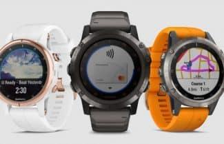 רונלייט משיקה בישראל את סדרת שעוני הספורט Garmin fenix 5 Plus