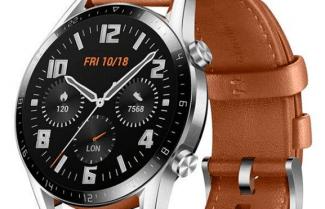 לקראת ההכרזה הקרובה: נחשף השעון החכם Huawei Watch GT 2