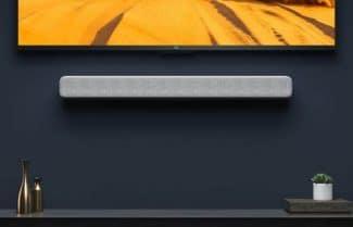 סאונד בר (מקרן קול) 33 אינץ' של שיאומי עם קופון הנחה!