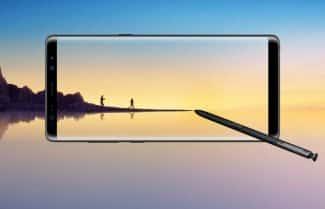 סמסונג מכריזה על ה-Galaxy Note 8: מסך 6.3 אינץ' ומערך צילום אחורי כפול
