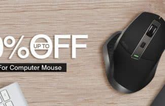 עד 50 אחוזי הנחה למגוון רחב של עכברי מחשב ומשטחים – לזמן מוגבל!