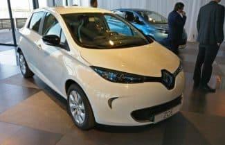 """רנו משיקה בישראל את ה-Zoe: רכב חשמלי עם טווח נסיעה של כ-150 ק""""מ"""