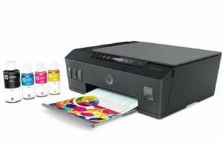 חברת HP משיקה בישראל מדפסת עם מיכלי דיו רב-פעמיים