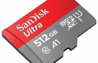דיל מקומי: כרטיס זיכרון SanDisk בנפח 512GB במחיר מדהים