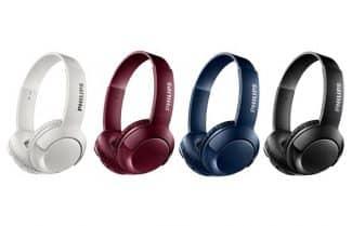 אוזניות אלחוטיות Philips SHB3075 במחיר מבצע כולל אחריות יבואן!