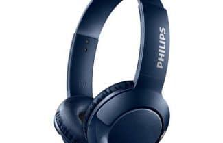 דיל מקומי עד חצות: אוזניות אלחוטיות Philips עם באסים מודגשים
