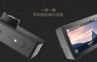 שאומי מציגה דגם משודרג למצלמת Xiaomi YI עם תמיכה ב-4K