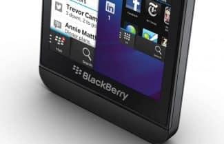 הוכרז: BlackBerry Aurora לשוק הבינוני עם מסך 5.5 אינץ'