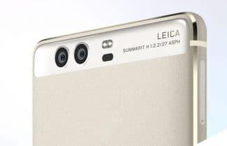 תמונות חושפות את ה-Huawei P10; כפתור בית המשלב חיישן טביעת אצבע