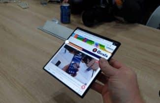 ברצלונה 2019: ג'ירפה מתקפלת עם ה-Huawei Mate X הגמיש – צפו בוידאו