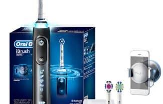 מברשת שיניים 'חכמה' Oral-B 9000 במחיר מבצע!