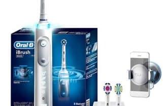 ירידת מחיר: מברשת שיניים 'חכמה' Oral-B 9000 מתחת לרף המס!