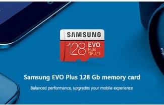 פחות מ-100 שקלים! כרטיס זיכרון 128GB מבית סמסונג במחיר הכי נמוך עד היום!