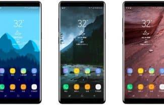 פורסם לוח הזמנים להשקת ה-Galaxy Note 8 בדרום קוריאה