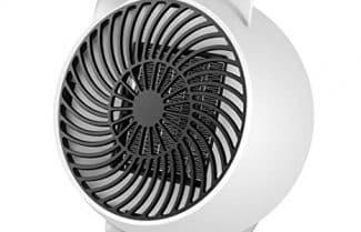 חורף חם: מפזר חום אישי קומפקטי במגוון צבעים – במחיר מבצע!