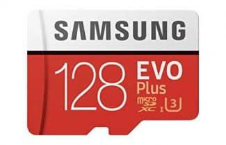 כרטיס זיכרון סמסונג 128 גיגה בייט במחיר מעולה כולל קופון הנחה!