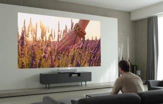 חברת LG מכריזה על מקרן חדש: CineBeam Laser 4K