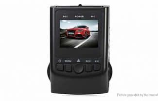 מצלמת רכב באיכות 1080p עם חיישן תנועה במחיר של פחות מ-100 שקלים