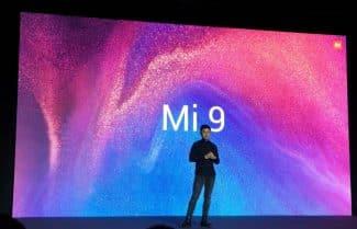 ברצלונה 2019: שיאומי מציגה מכשיר 5G ראשון ואת ה-Xiaomi Mi 9