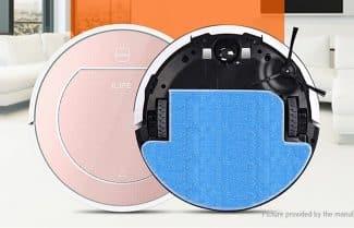 שואב אבק חכם ILIFE V7S Pro במחיר מבצע עם קופון הנחה