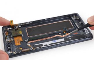 כמה קל יהיה לתקן את ה-Galaxy Note 7? האתר iFixit מסביר