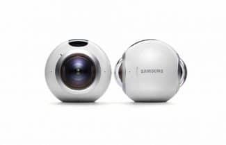 """אמזון ארה""""ב: מצלמת Samsung 360 במחיר שלא כדאי לפספס!"""