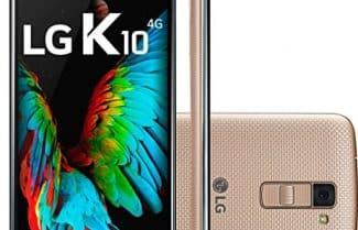 דיווח: LG K10 מהדורת 2018 יוכרז בתערוכת CES הקרובה