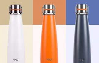 קופון בלעדי: בקבוק שומר קור-חום מבית שיאומי עם צג דיגיטלי במחיר מעולה!