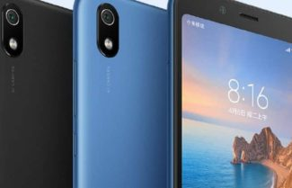 סמארטפון Xiaomi Redmi 7A תצורת 2/16 מתחת לרף המס!