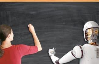 רובוטים מלמדים אנגלית: שילוב בינה מלאכותית במערכות החינוך