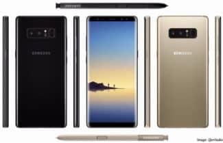 היום זה קורה: מה אנחנו יודעים על ה-Galaxy Note 8?