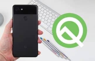 גוגל משחררת את גירסת Android Q Beta 1 עבור כל סדרת פיקסל