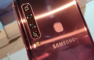 הושק בישראל: סמסונג Galaxy A9 מהדורת 2018 עם ארבע מצלמות אחוריות