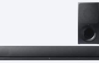 מוצר היום באמזון בריטניה: מקרן קול Sony HT-CT390 300 W