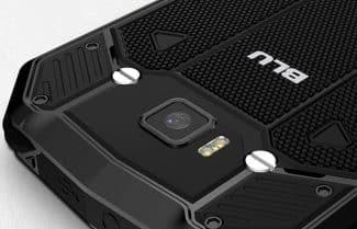 טנק סלולרי: BLU מציגה סמארטפון קשוח במיוחד; המחיר 130 דולרים