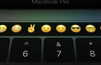 אפל מציגה את המקבוק פרו החדש: סרגל מגע מתחלף ומנגנון טביעת אצבע