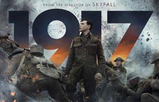 """""""1917"""": מותחן נהדר על רקע מלחמת העולם הראשונה"""