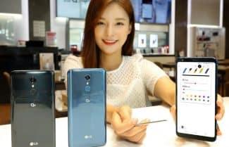 הוכרז: LG Q8 2018 לשוק הבינוני – מסך 6.2 אינץ' ועט סטיילוס