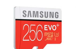 עד הערב: כרטיס זיכרון סמסונג 256 גיגה בייט – במחיר מעולה לזמן מוגבל!