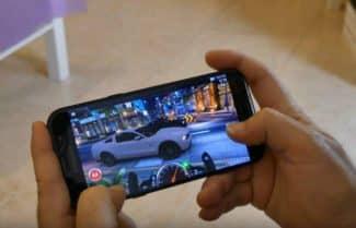 ג'ירפה בודקת: סמסונג Galaxy A5 2017